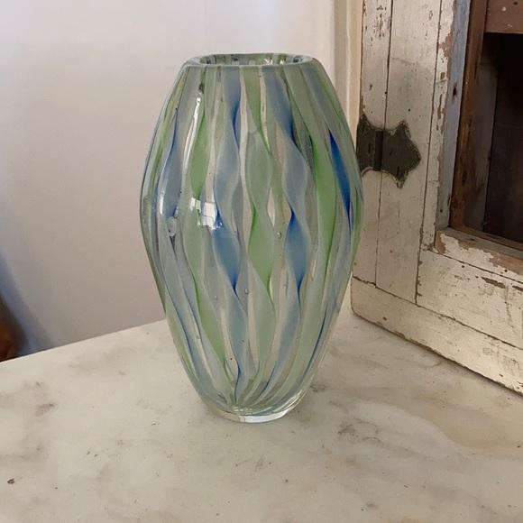 Murano Italian Vase